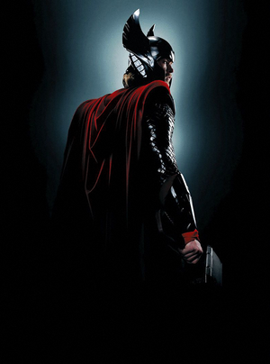 Unreleased promo Bilder from Thor (2011)