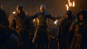 8x03 - The Long Night - The Night King