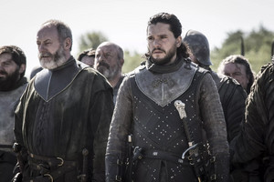 8x05 - The Bells - Davos and Jon