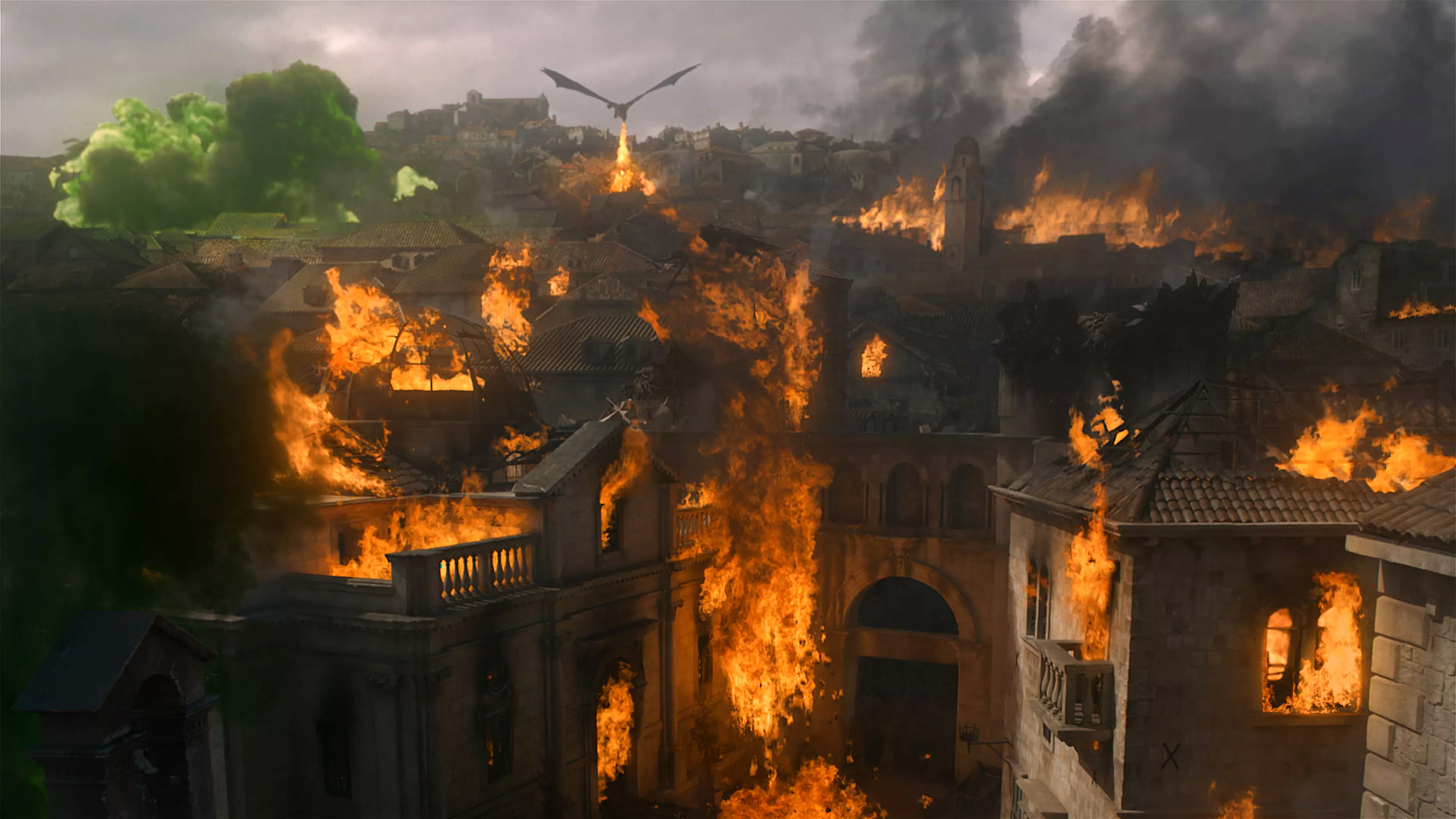8x05 - The Bells - King's Landing
