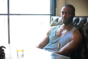 Aldis Hodge - Rogue Magazine Photoshoot - 2015