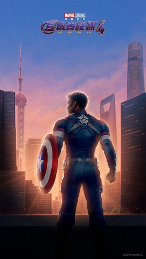 Avengers: Endgame International Posters