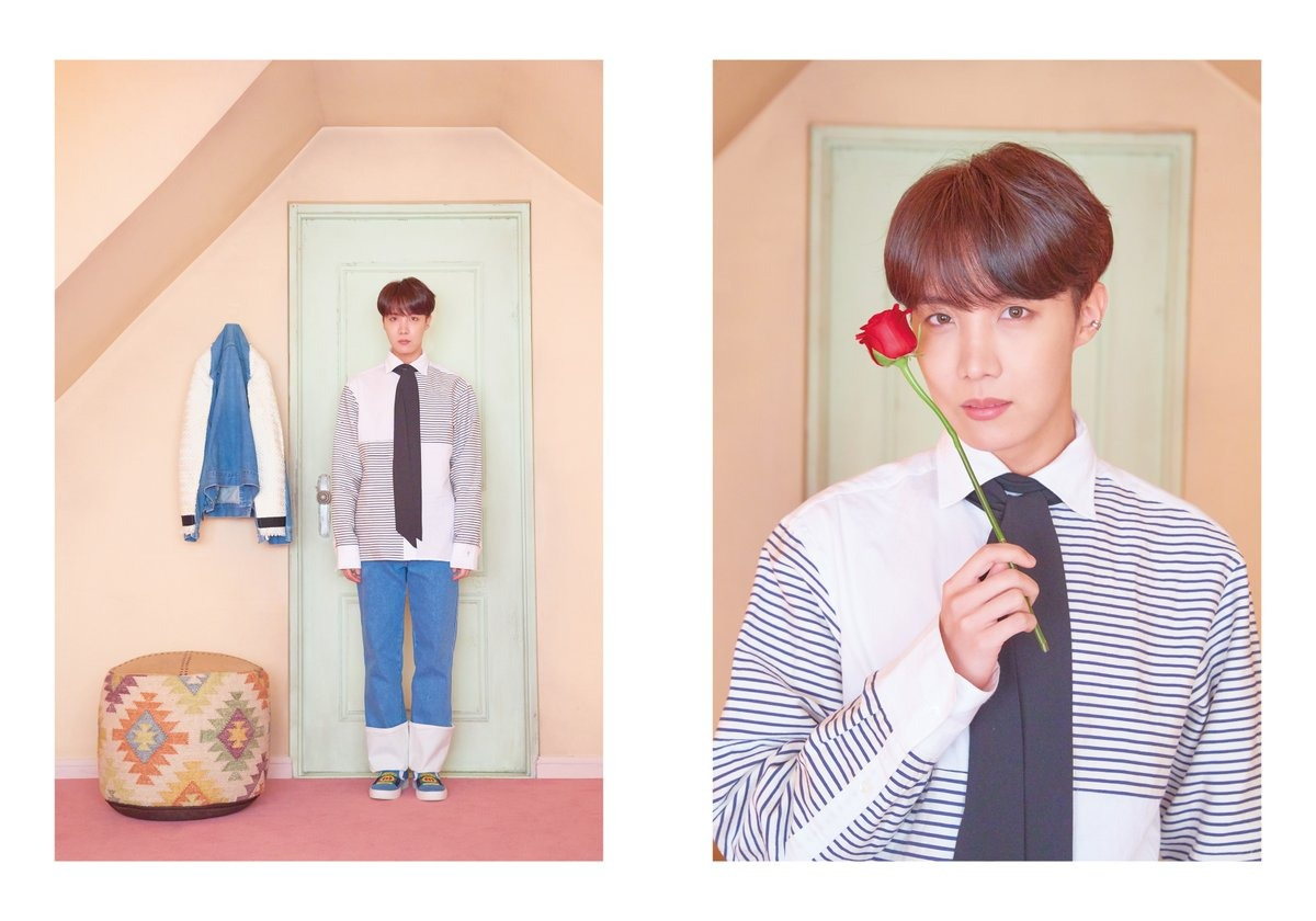 Bts Map Of The Soul Persona Photoconcept Ver 3 Bts Photo
