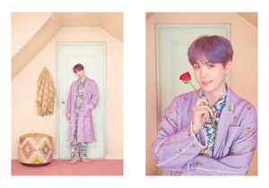 Bangtan Boys MAP OF THE SOUL - PERSONA Photoconcept Ver. 3