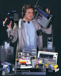 Best Of 80s Technology