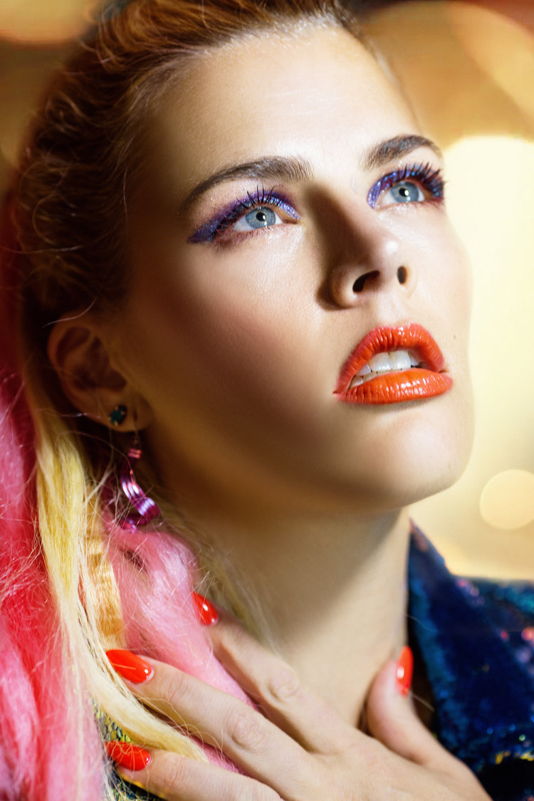 Busy Philipps - Rogue Magazine Photoshoot - 2019