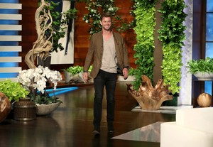 Chris on Ellen,April 9,2019
