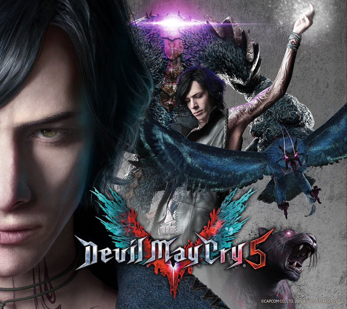 Dmc5 V Vitale Wallpaper Devil May Cry Photo 42744388 Fanpop