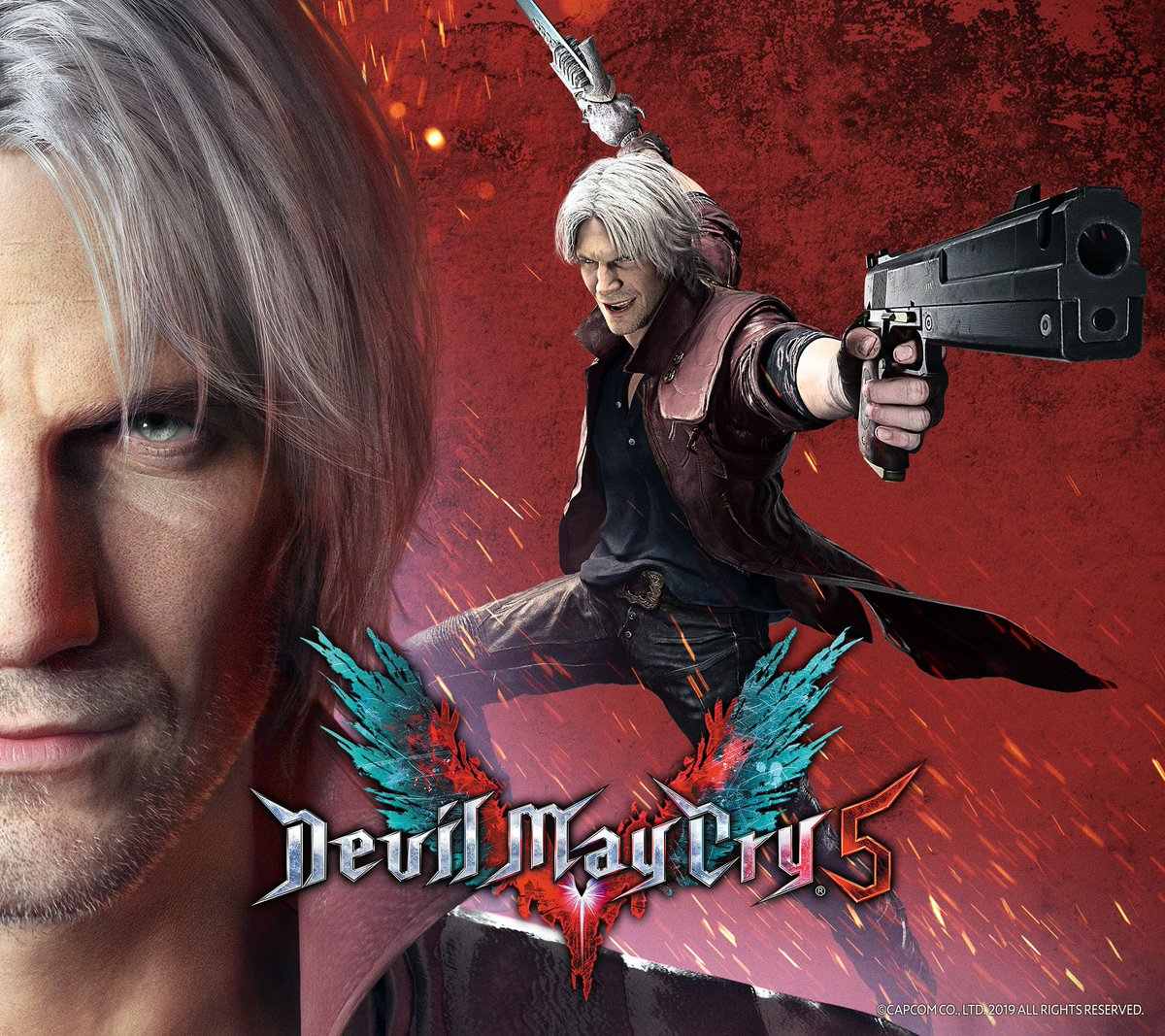 Dante Dmc5 Wallpaper Devil May Cry Photo 42742409 Fanpop