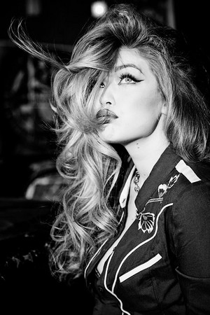 Gigi ~ Guess Denim (2014)