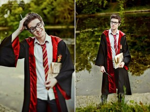 James Potter Cosplay