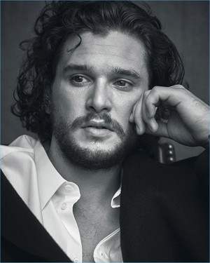 Kit Harington - ícone El Pais Photoshoot - 2019
