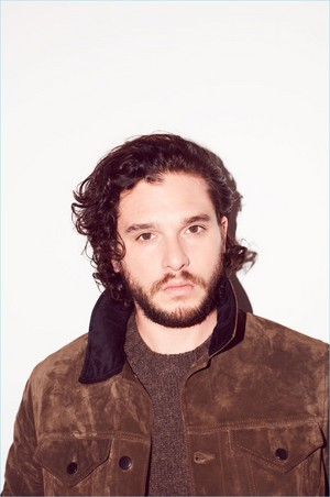 Kit Harington - The Guardian Photoshoot - 2017