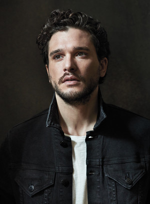 Kit Harington at Variety Photoshoot