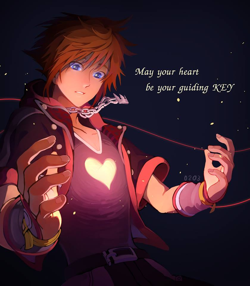 May your Heart be your guiding light