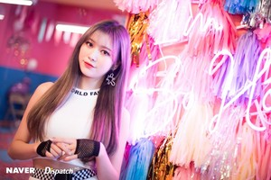 Momoland NAVER x DISPATCH - Jane 2019