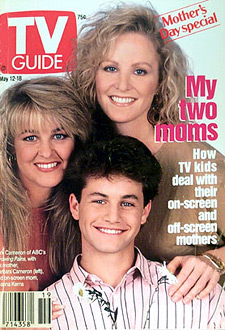My two moms-Kirk Cameron