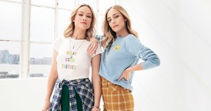 Olivia Wilde ~ 'Choose Used' thredUP x Conscious Commerce Photoshoot ~ April 2019