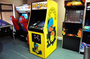 Pac Man Arcade Video Game
