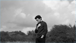 Richard Madden - Mr. Porter Photoshoot - 2018