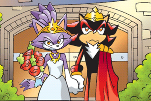 Shadow marries Blaze