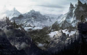 Skyrim Panorama by Kimba