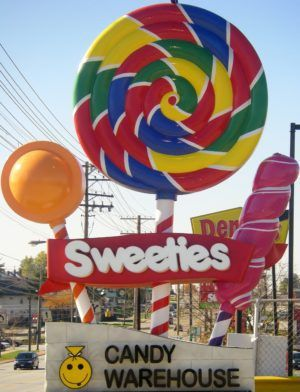 Sweeties Candy Warehouse