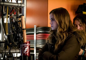 "The Flash 5.18 ""Godspeed"" Promotional immagini ⚡️"