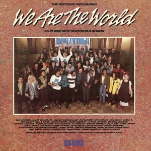 We Are The World Promo Ad