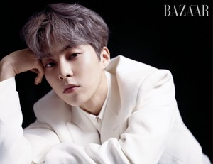 Xiumin for GRAZIA KOREA