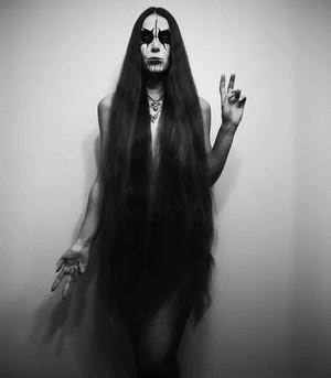 Black Metal Chicks