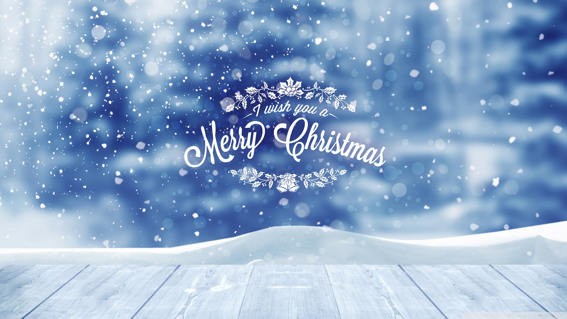 i wish you a merry christmas by pimpyourscreen wallpaper 1920x1080