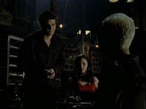 Angelus Spike and Drusilla