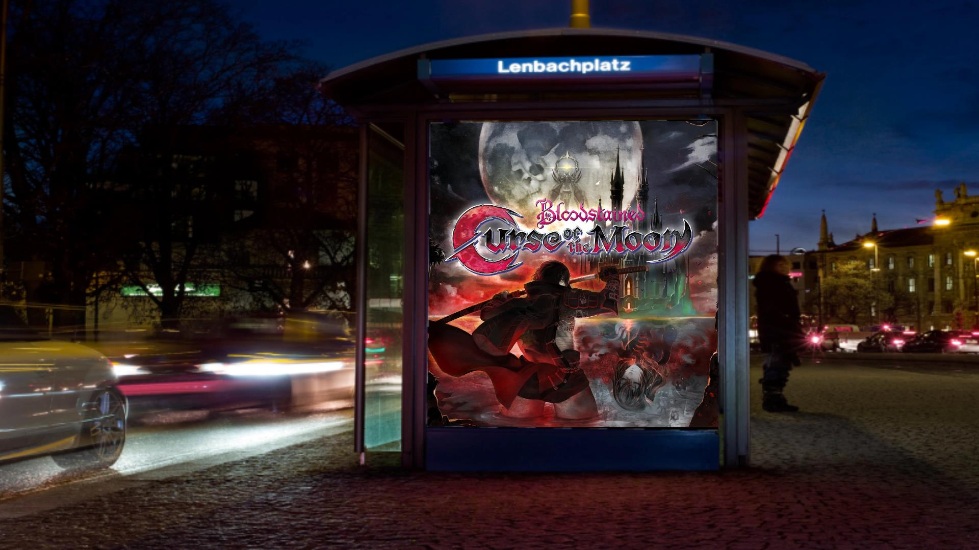 Bloodstained Curse Of The Moon On Billboard Video Games