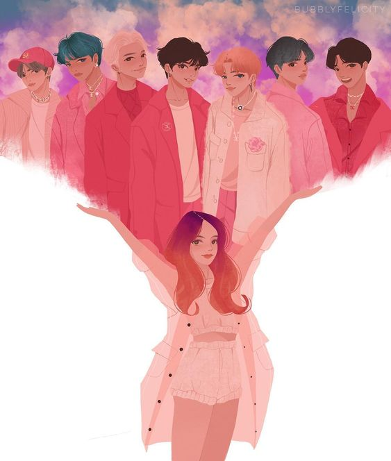 Boy with Luv Art