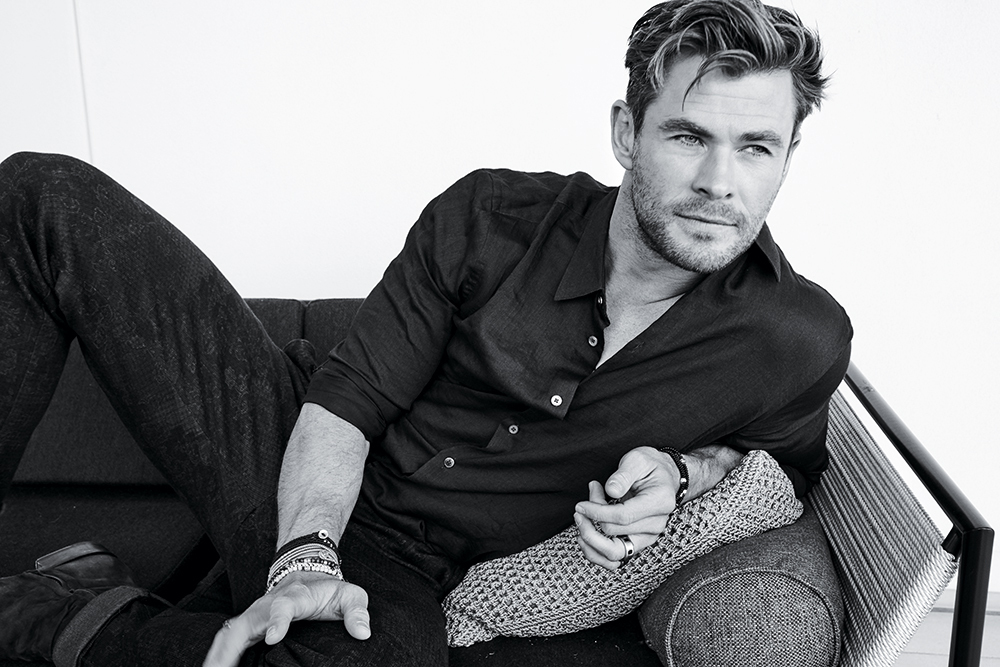 Chris - Variety 2019 photoshoot