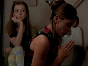 Cordelia and Willow