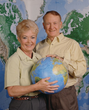 Dave and Margaretta Groark (The Amazing Race 1)