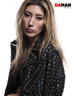Dichen Lachman - DaMan Photoshoot - 2018
