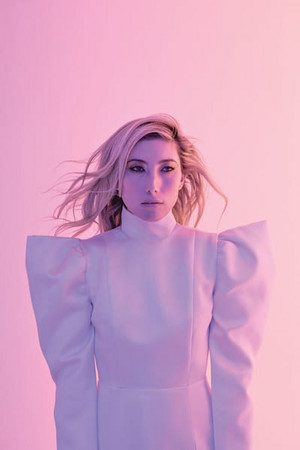 Dichen Lachman - Palm Springs Life Photoshoot - 2018