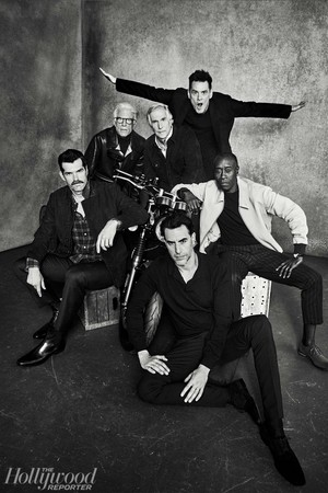 Jim Carrey ~ The Hollywood Reporter ~ June 2019