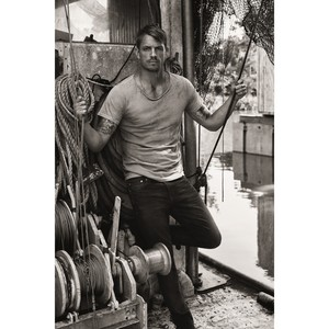 Joel Kinnaman ~ Men's Journal ~ July/August 2019