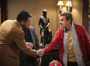 Kal Penn as Dr Campbell in 'The Big Bang Theory'