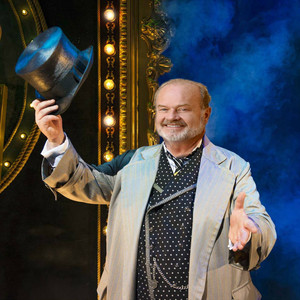 Kelsey Grammer as The Wizard (Movie Fancast)
