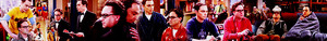 Leonard and Sheldon - Banner