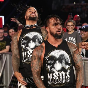 RAW 6/17/19 ~ The Usos vs Gallows and Anderson