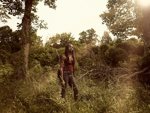 Season 9 Character Portrait ~ Michonne
