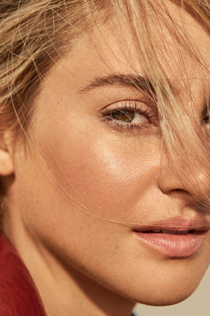 Shailene Woodley - Marie Claire UK Photoshoot - 2017