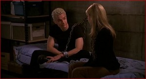 Spike and Buffy 3