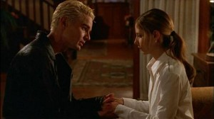 Spike and Buffy 8